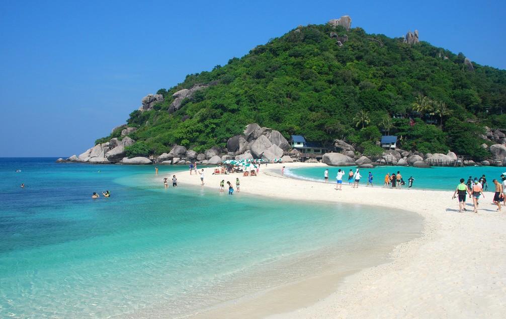 泰國蘇梅島-蘇梅島海灘