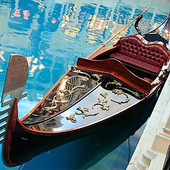 澳門威尼斯人酒店貢多拉船票(電子票)