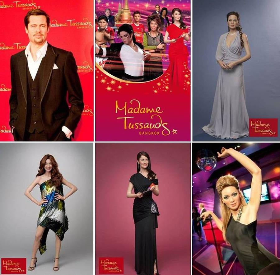 曼谷杜莎夫人蠟像館門票,泰國曼谷杜莎夫人蠟像館,杜莎夫人蠟像館bangkok,Madame Tussauds Bangkok