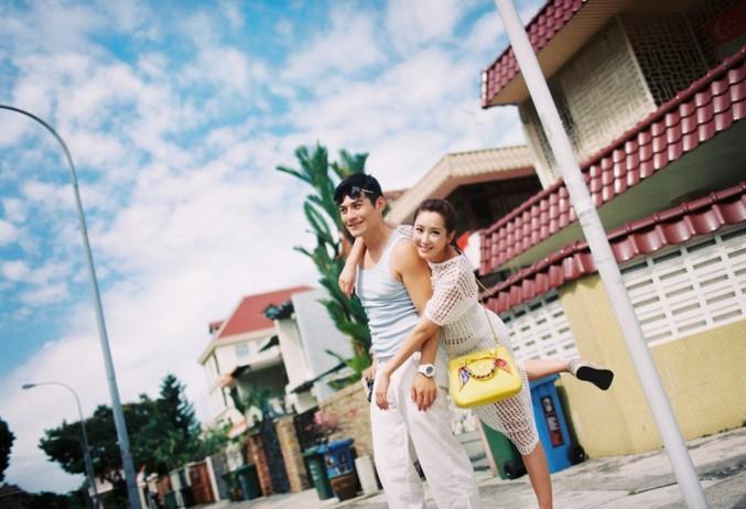嚴寬杜若溪新加坡從心發現甜蜜之旅