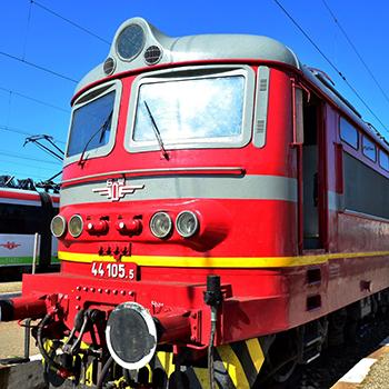 保加利亞火車通票