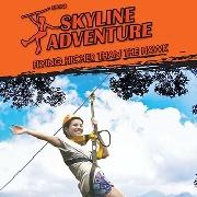 泰國清邁叢林飛躍套票-Sky Line Adventure