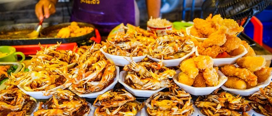 泰國芭堤雅格蘭島美食