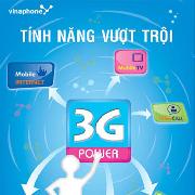越南3GB或6.5GB流量上網卡(Vinaphone)