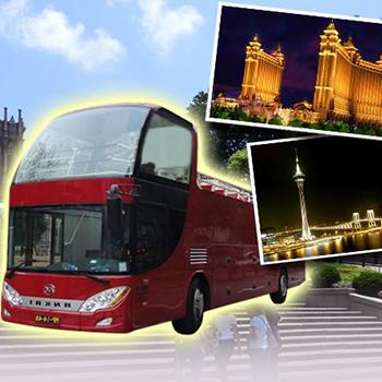 澳門銀河觀光巴士三合一旅遊套票