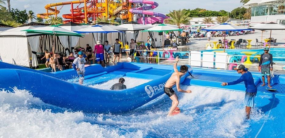 泰國卡通水上樂園門票,卡通頻道水上樂園門票價錢