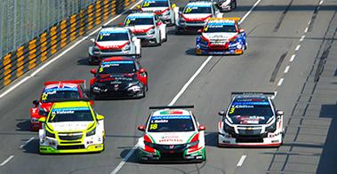 2016第63屆澳門格蘭披治大賽車