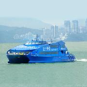 香港中港城碼頭到澳門氹仔船票-金光飛航