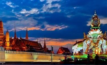 曼谷浪漫夜遊車遊覽車票