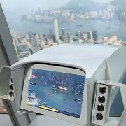 天際100香港觀景台-2人同行套票