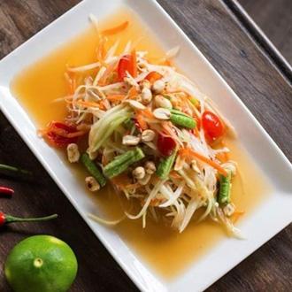 (沙拉甜品自助)澳門悅榕庄尚坊泰式午餐套餐