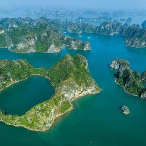 (特價)下龍灣潯州島起飛觀賞海景25分鐘