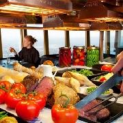[高空餐廳]悉尼塔旋轉餐廳自助餐