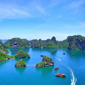 (特價)下龍灣-河内水上飛機+觀光體驗