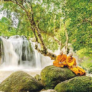 曼谷-考艾自然探索兩日遊 兩日包車含景點門票