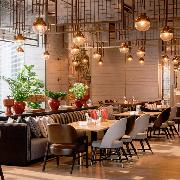 曼谷Surawongse萬豪酒店Praya Kitchen自助午餐