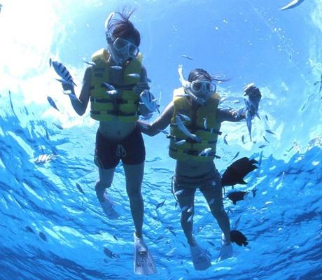 布吉島浮潛