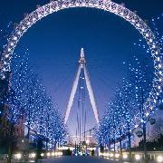 英國倫敦眼摩天輪門票(標準門票)