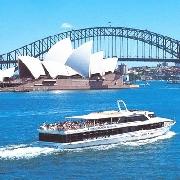 悉尼海港中式自助午餐遊輪
