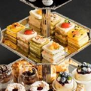 澳門瑞吉金沙城中心酒店瑞吉酒吧下午茶