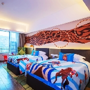 珠海長隆馬戲酒店2天1晚三人套票(酒店+兩日無限海洋王國+自助晚餐)