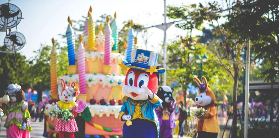 泰國曼谷夢幻樂園門票 曼谷dream-world 曼谷遊樂園 曼谷夢幻世界 曼谷樂園 曼谷夢幻樂園門票 夢幻樂園門票價格