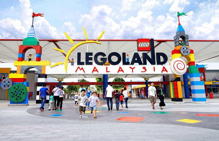 馬來西亞樂高酒店套票(可最多入住5人)
