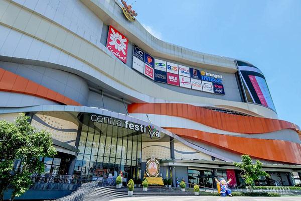 Hilton-Pattaya-hotel Hilton-Pattaya商場 芭堤雅Central-Festival商場 芭堤雅希爾頓酒店商場 Hilton-Pattaya-dinner-buffet