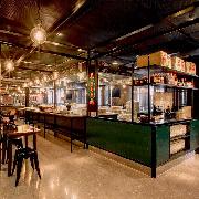 香港九龍貝爾特酒店潮食街海鮮自助晚餐