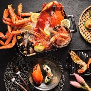 新加坡美芝路濱海賓樂雅酒店Ginger自助餐