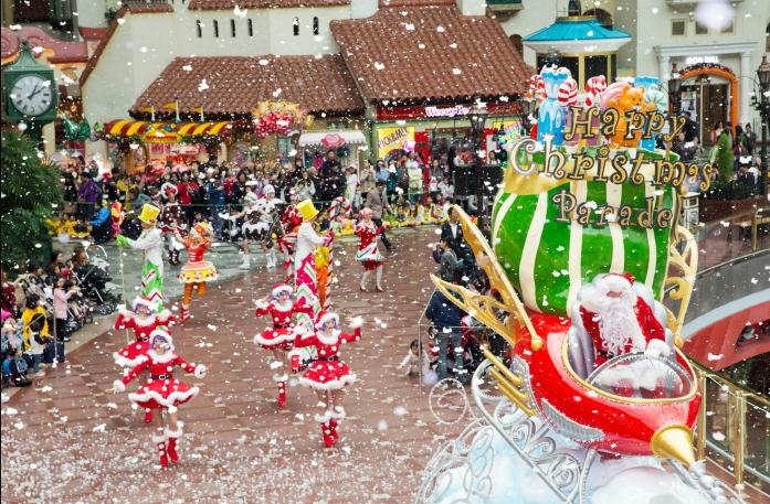 2019樂天世界聖誕慶典─聖誕奇蹟