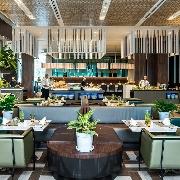 曼谷王權鉑爾曼酒店Cuisine Unplugged自助餐