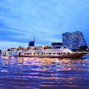 曼谷昭披耶公主號夜遊湄南河+自助晚餐+酒店接送套票