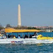 華盛頓特區水陸兩棲鴨船船票(電子票)