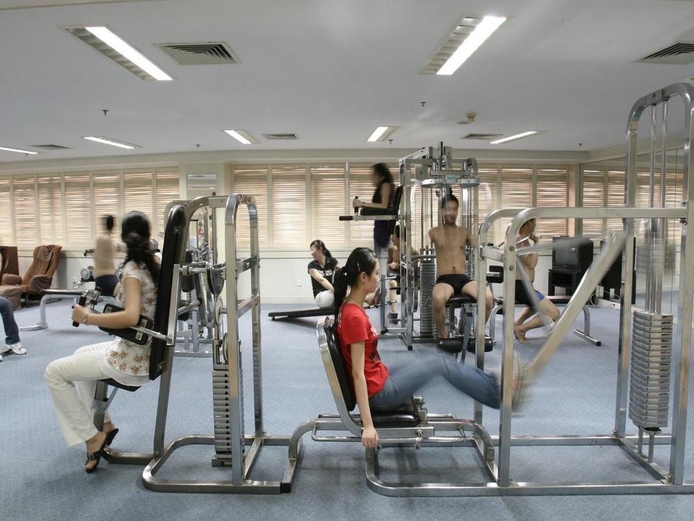 健身中心/健身設施
