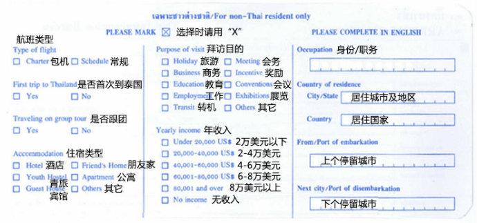泰國簽證與入境 Hopetrip旅遊網