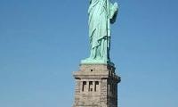 拜望美國紐約的全景遊