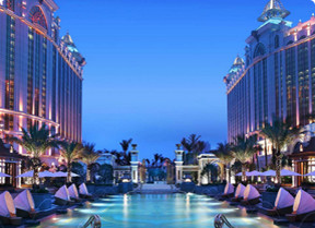 澳門銀河度假酒店(Galaxy Hotel Macau)
