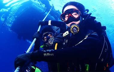 沙巴美人魚島深潛一日遊