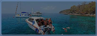 布吉皇帝島+珊瑚島浮潛一日遊